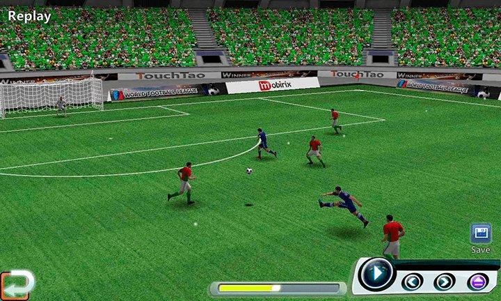 Скачать футбол 11 на компьютер бесплатно