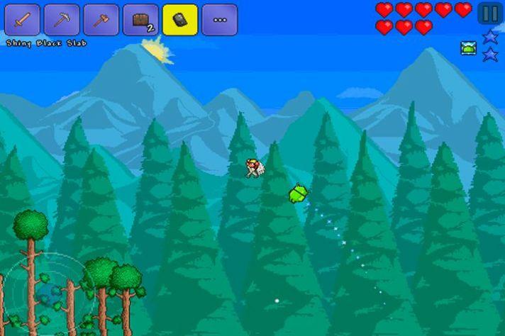 Terraria скачать игру на Android - фото 10