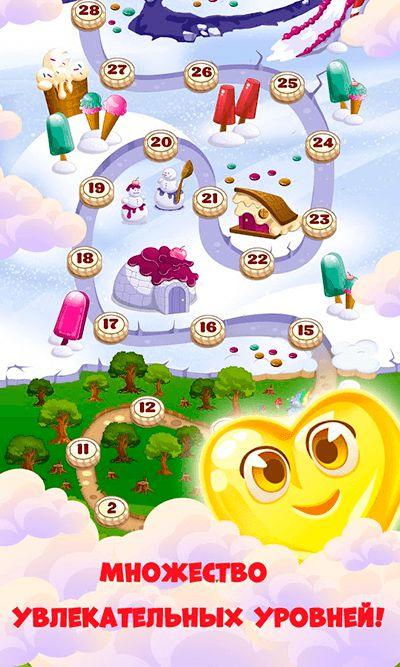 скачать бесплатно игру долина сладостей на планшет - фото 10