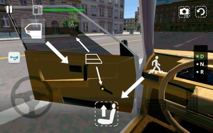Скачать игры на андроид симулятор авто