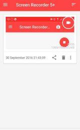 Screen recorder лицензия скачать на андроид.