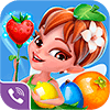 Скачать Viber Fruit Adventure на андроид