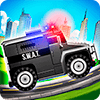 Скачать Elite SWAT Car Racing: Army Truck Driving Game на андроид