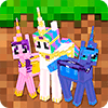 Скачать Pony Craft: Girls & Unicorn на андроид