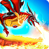 Скачать Dragon fight : boss shooting game на андроид