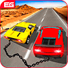 Скачать Chained Cars : Xtreme Break Chain Rivals на андроид