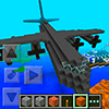 Скачать Airplane Ideas MCPE Mod на андроид