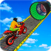Скачать Racing Moto Bike Stunt : Impossible Track Game на андроид