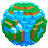 Скачать World of Cubes with Skins Export to Minecraft на андроид