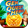Скачать Gem Quest Hero - Match 3 Game на андроид