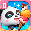 Скачать Baby Panda, Ice Cream Maker - Chef & Dessert Shop на андроид