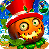 Скачать Halloween Witch - Fruit Puzzle на андроид