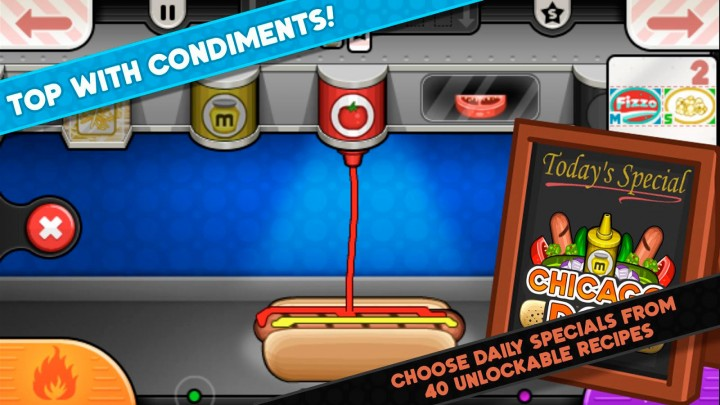 Papa's hot doggeria hd 1. 0. 1 download apk for android aptoide.