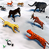Скачать Animal Kingdom Battle Simulator 3D на андроид