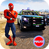 Скачать Cop Cars Superhero Stunt Simulator на андроид