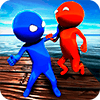 Скачать Beast Wrestling of Gangsters Stickman Fighting на андроид
