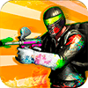 Скачать Paintball Shooting Arena: Real Battle Field Combat на андроид
