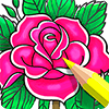 Скачать Coloring Book for Adults | Enchanted Forest Apps на андроид