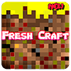 Скачать Fresh Craft: Free Sandbox на андроид