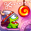 Скачать Cut the Rope: Time Travel HD на андроид