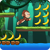 Скачать Banana world - Bananas island - hungry monkey на андроид