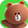Скачать LINE FRIENDS - characters / backgrounds / GIFs на андроид