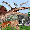 Скачать Dino World Online - Hunters 3D на андроид