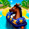 Скачать My Little Unicorn Runner - Pony Jetski Simulator на андроид