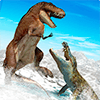 Скачать Dinosaur Games - Deadly Dinosaur Hunter на андроид
