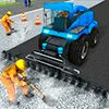 Скачать Mega City Road Construction Real Builder Simulator на андроид