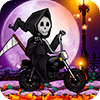 Скачать Halloween Town Racing на андроид