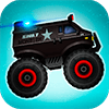 Скачать Monster Truck Police Racing на андроид