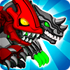 Скачать Dino Robot Wars: City Driving and Shooting Game на андроид